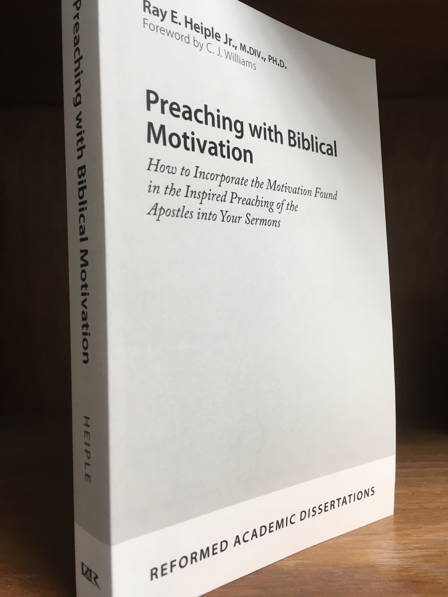 Preaching with Biblical Motivation_photo small